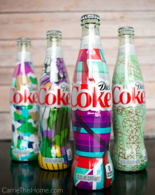 LOVE these new Diet Coke It's MIne bottles!