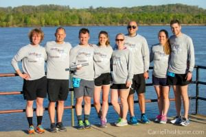 River To River Relay Results