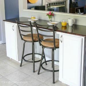 DIY Breakfast Bar